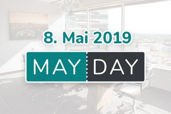 Der MayDay 2019 steht vor der Tür!